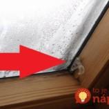 Už žiadna vlhkosť a zahmlievanie okien: Geniálny trik pre všetkých, ktorým sa nechce neustále behať s handrou!