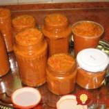Na hrianky je neprekonateľná: Luxusná papriková nátierka s cesnakom, z domácej úrody!