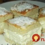 Krehký tvarohový koláčik zo starých čias: S najbohatšou nádielkou jemného krému!