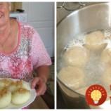 Najlepší recept na zemiakové knedle: Originál od tetušky z Poľska, také dobré sme ešte nejedli!