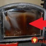 Perfektný trik, vďaka ktorému sa vám sklo na krbových dvierkach nebude zadymovať: Funguje to perfektne!