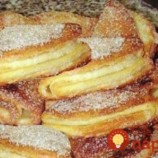 Fantasticky chutné škoricové vejáriky z jednoduchého tvarohového cesta!