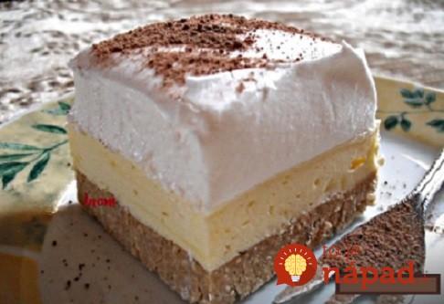 Neprekonateľný gaštanový krémeš bez pečenia: Stavím sa, že lepší dezert ste dávno nejedli!