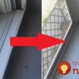 Čistenie týchto rámov som neznášala ešte viac, ako čistenie okien: Vyskúšajte na ne moju rokmi overenú vychytávku!