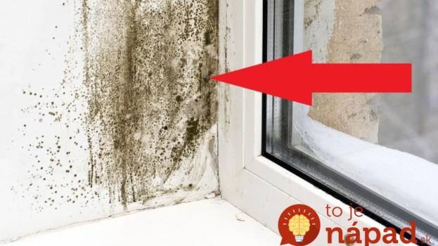 Pre všetkých majiteľov plastových okien: Toto treba robiť, aby sa okolo okien nezačala tvoriť pleseň a neunikalo vám cez ne teplo!