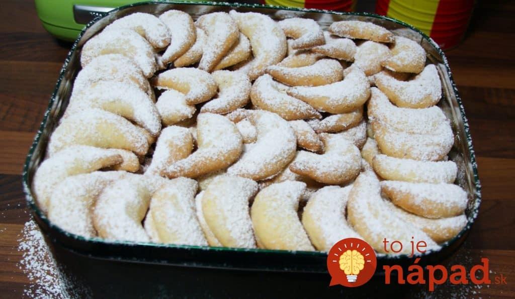 Výsledok vyhľadávania obrázkov pre dopyt Viedenské vanilkové rožteky