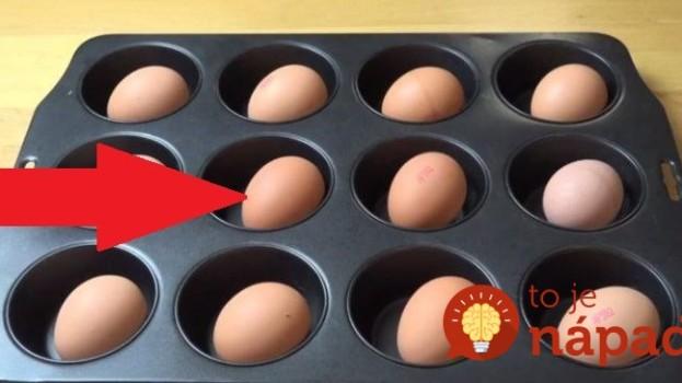 Zabudnite na volské oko či obyčajný chlebík vo vajíčku: Keď pripravím vajíčka takto, všetci u nás doma sa za nimi idú potrhať!
