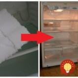 Takto som raz a navždy vyriešila problém s neustálym namŕzaním chladničky: Teraz spotrebuje neúmerne menej elektriny a nenamŕza!