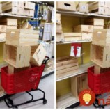 Keď uvidíte vo výpredaji tieto drevené debničky, neváhajte ani sekundu: Zoberte aspoň pár kusov, ušetria vám poriadny balík peňazí!