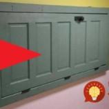 Doslúžili vám staré dvere? Profesionálny dizajnér ukázal geniálny nápad, vďaka ktorému vám môžu slúžiť ešte celé roky!