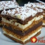 Dokonalý medový krémeš: Prekladané cesto s krémom a výbornou polevou, podľa tradičného receptu z Maďarska!