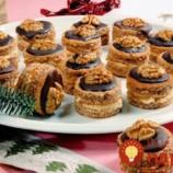 Karamelové vianočné pečivo s orechmi a čokoládou: Skutočný sladký zázrak (nielen) na sviatočný stôl!