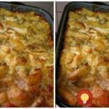 Keď budete nabudúce zapekať zemiaky, pridajte k nim aj jedno celé Bambino: Je to lahôdka nad lahôdkami!