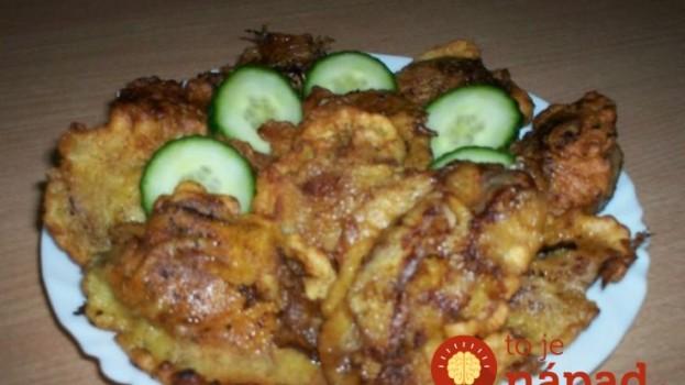 Fantastický obed za lacný peniaz: Výborná, mäkučká pečienka v korenenom kabátiku!