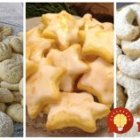 Vianočné šľahačkové pečivo na 5 spôsobov: Z jedného cesta máte napečené na celé sviatky!