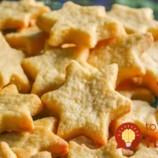 Slané vianočné hviezdičky z Nivy: Upečené za 20 minút!