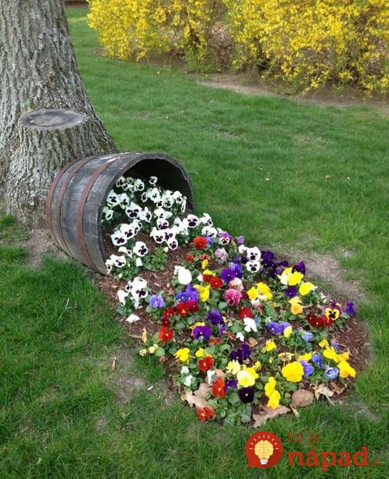 Bilder Garten: Pri Vypratávaní Garáže Našli Staré Pletivo A ďalšie