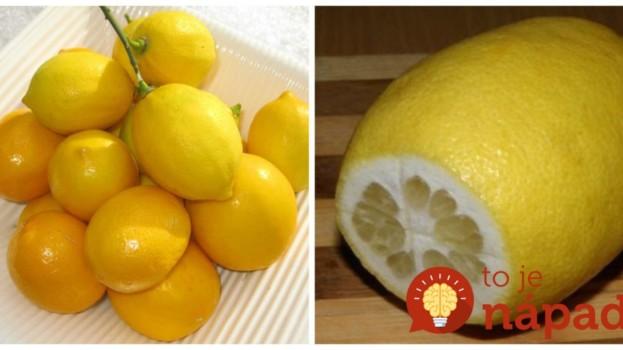 Naša babička vždy narezala dva citróny a dala ich na pár minút do vyhriatej rúry: Tento trik počas zimy vyvážite zlatom!