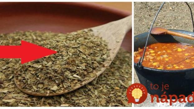 Nedávajte ho len do gulášu: Toto korenie sa nájde v každej kuchyni, málokto však tuší, že má túto ohromnú moc!