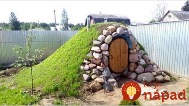 V dome nemali dosť miesta a tak ho žena požiadala, aby vybudoval pivnicu: To, čo manžel vytvoril, je jedným slovom geniálne!