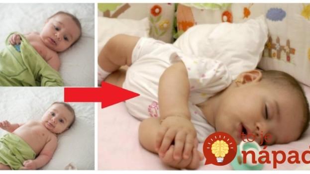 Geniálny trik mamičky, aby sa jej dcérka počas noci nebudila: Za toto je ďakujú všetci rodičia, ktorí celé týždne poriadne nespali!