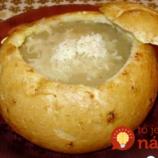 Kráľovská cesnaková polievka proti chrípke a zápalom: Úžasne jednoduchá a taká chutná, že si určite nedáte len v zime!