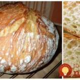 Lacný domáci chlebík bez váhy a odmerky: Ochutnáte ho raz a bude u vás doma rozvoniavať pravidelne!