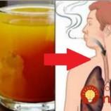 Fajčiari aj tí, ktorí prestali s fajčením len nedávno: Tento nápoj vám konečne poriadne vyčistí pľúca!