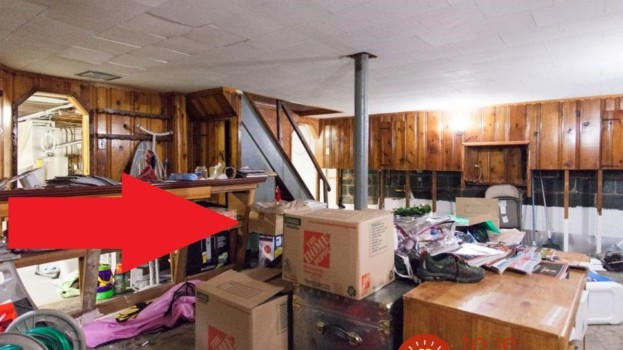 Mladý pár nemal peniaze na vlastné bývanie a v banke im zamietli hypotéku: Babička im ponúkla pivnicu vo svojom dome, za týždeň ju premenili na rozprávkové bývanie!