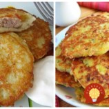 Ukrajinské zemiakové placky: Ak ste už prejedení klasických zemiakových placiek, skúste toto vylepšienie – lepšie placky sme hádam ešte nejedli!