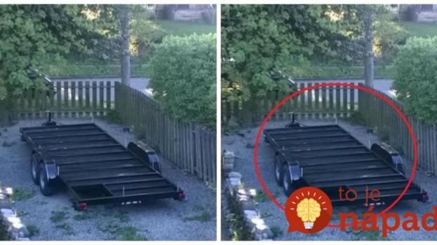 Starí rodičia si nechali na pozemok priviesť podvozok z prívesného vozíka: Keď deti prišli o dva týždne domov nemohli uveriť, čo s ním urobili!