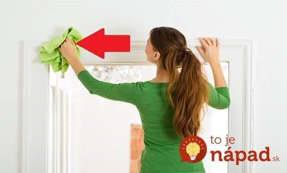 Chyžná zhotela prezradila trik profíkov, vďaka ktorému sa vám prach nebude lepiť na nábytok: Skúste to aprachovku môžete odložiť!
