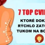 Väčšina žien po 40-tke má problém s tukom na bokoch: Zabudnite na dlhé hodiny v posilňovni, týchto 7 cvikov funguje expresne rýchlo!