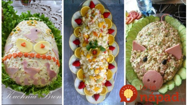 Aj obyčajný zemiakový šalát bude vyzerať úžasne: 17 perfektných nápadov, ako servírovať veľkonočný šalát!