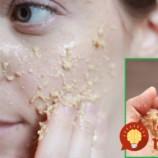 Vezmite hrsť tejto lacnej potraviny, podržte pod vodou a každé ráno pretie tvár: 1 mesiac nepotrebujete make-up ani púder!