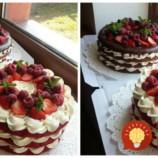 Prenádherná torta Red Velvet, ktorá schová do vrecka aj najdrahšie dezerty z cukrárne + dva recepty na krém, ktorý výborne drží!