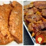 Utopené rezne na maďarský spôsob: Geniálne papanie – mäsko je mäkučké, šťavnaté a fantasticky chutné!