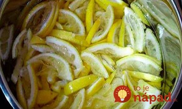 Po 50-tke vám dá do poriadku postavu, pomôže s bolesťou kĺbov, opuchmi a únavou: Vymeňte vodu s citrónom za tento zázračný recept!