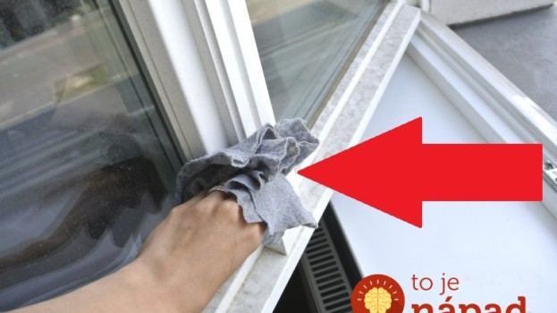 Čistenie okien s WAU efektom: Po tomto sa všetky okná, rámy a sklá v byte doslova rozžiaria a nemusíte riešiť ani dážď!