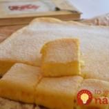 Citrónová babetka: Fantastický svieži koláčik, ktorý ostane mäkučký a vláčny aj niekoľko dní!