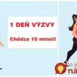 Toto je lepšie ako beh aj drepy: 21 denná výzva, ktorá zmení vašu postavu len pomocou chôdze!