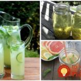 Pomôžu pri chudnutí, sú zdravé a chutia božsky: Zbierka 17 najlepších limonád na celú sezónu!