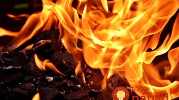 Krbová vložka prináša do domu živý oheň
