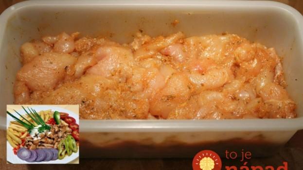 Minútková marináda na strašne dobré kuracie mäsko: Toto je ešte chutnejšie, ako rezeň v trojobale, o 15 minút môžete jesť!