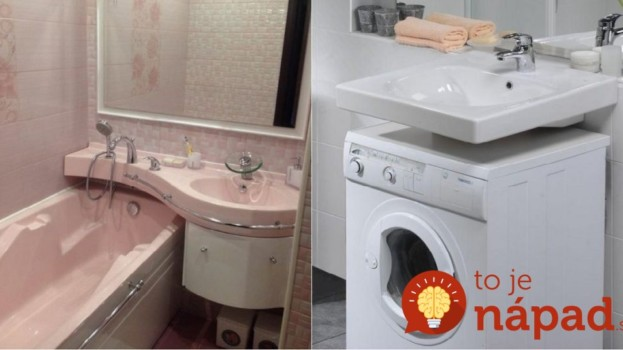 Na kúpeľňu majú len 5 m²: Dizajnér ukázal perfektné nápady pre maličké kúpeľne, sú fantastické!