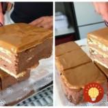 Lahodná torta Karamelka bez varenia karamelu: Ľahko ju pripravíte a je neuveriteľne chutná!