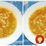 Zázračná drožďová polievka s knedličkami ako páperie: Úžasne chutný a zdravý obed z 1 kocky droždia!