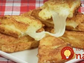 Všetci sa pýtali, čo som spravila s chlebom vo vajíčku, že je tak úžasný: V skutočnosti vôbec nejde o chlebík, toto je ešte lepšie!