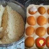 Sypaný marhuľový koláč bez roboty: Manžel ochutnal a vyhlásil, že lepší koláčik ešte nikdy nejedol!