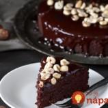 Z tejto torty sa nedá pribrať: Zdravá a neskutočne dobrá kakaová fantázia bez cukru a múky, deti ju milujú!